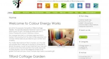 Colour Energy Works