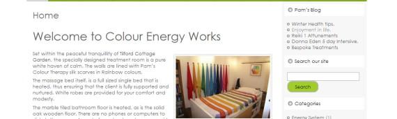 Colour Energy Works