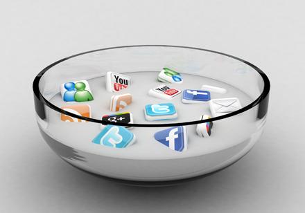 Godalming Social media services